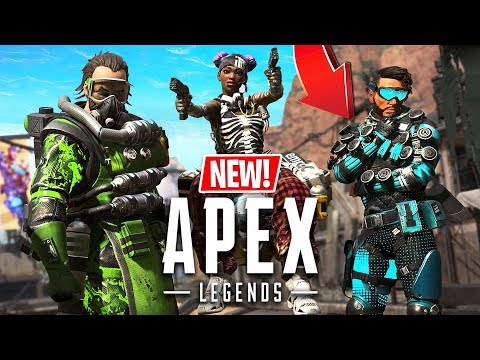 Best Character & Weapons!! *4 WINS IN A ROW* (Apex Legends) - UC2wKfjlioOCLP4xQMOWNcgg