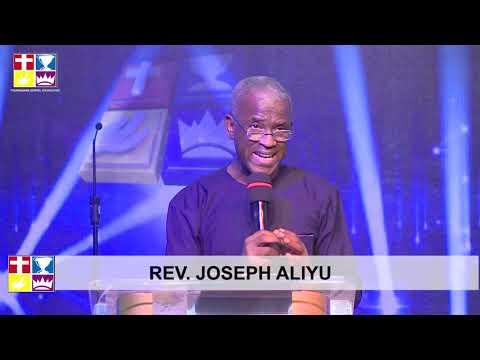 Our Inheritance From God By Rev. Joseph Aliyu