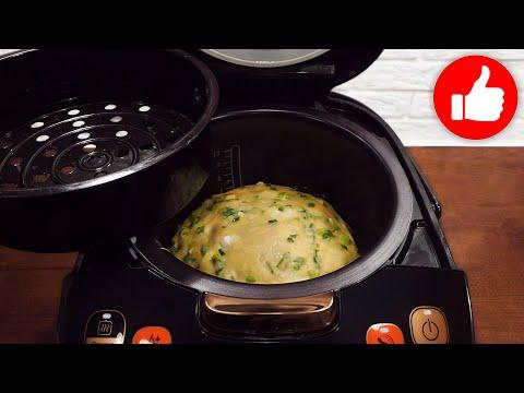 Повара скрывают этот рецепт! Но мне удалось его приготовить! Пирог с луком и яйцом в мультиварке!