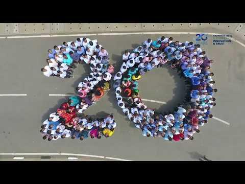Grundfos India 20th anniversary celebrations