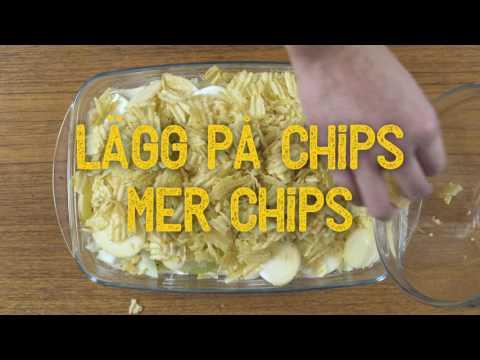 Chipsgratäng - recept från Estrella!
