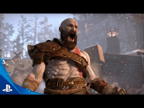 God of War - E3 2016 Gameplay Trailer | PS4 - UC-2Y8dQb0S6DtpxNgAKoJKA