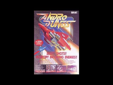 Andro Dunos Arcade Sound Track
