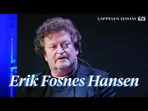 -Det er uvirkelighetslitteratur det her, sier Erik Fosnes Hansen sin nye bok