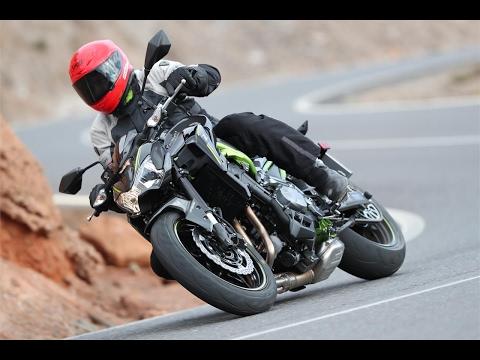Kawasaki Z 900 | Presentación / Primera Prueba / Test / Review en español | motos.net