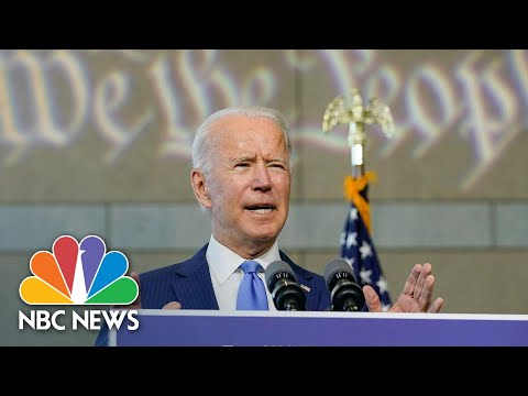 Biden: If I Win This Election 'I Should Be The One Who Nominates Justice Ginsburg's Successor'