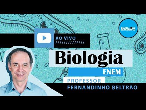 Enem para todos com professor Fernandinho Beltrão #101 Actina e Miosina