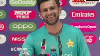 Shoaib Malik announces ODI retirement | ICC Cricket World Cup 2019 #PakvsBan