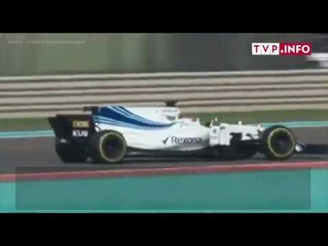 Will Robert Kubica manage to return to F1?