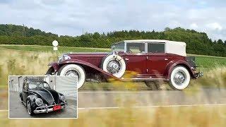 Cord 812, Elektro Käfer & Oldtimer-Versteigerung bei Barrett Jackson | WELT DRIVE