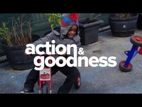A&G: Action & Goodness Case Study