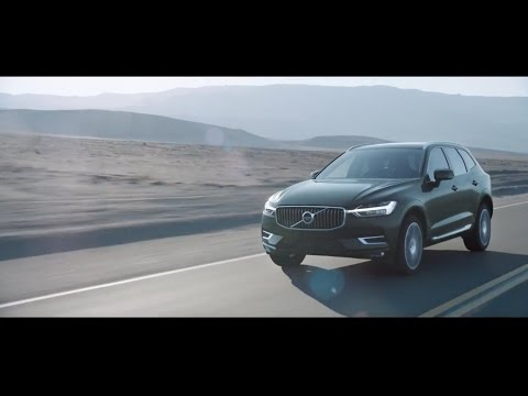Nya Volvo XC60 - Made By Sweden