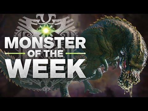 Monster Hunter World Let's Play - Deviljho The Death Pickle - Monster of the Week #8 - UCKy1dAqELo0zrOtPkf0eTMw