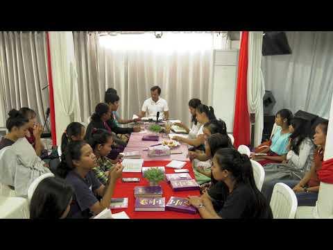 Khmer Bible Class  Luke 9 : 18 - 27 ( Part 3 )