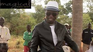 ABABU NAMWAMBA TAKES KUDURA SOLAR POWERED ELECTRICITY TO BUSIA RESIDENTS!
