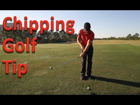 Golf Chipping Tip - 60 Second Golf Tips   RotarySwing.com