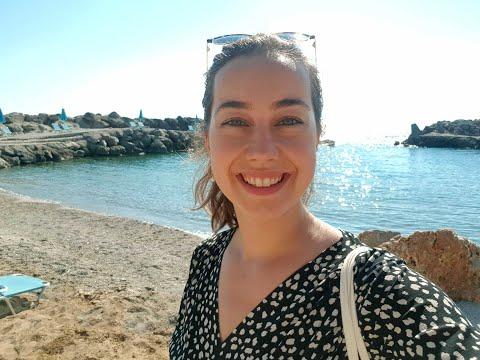 Laura op zonvakantie in coronatijd: zo gaat het er op Kreta aan toe