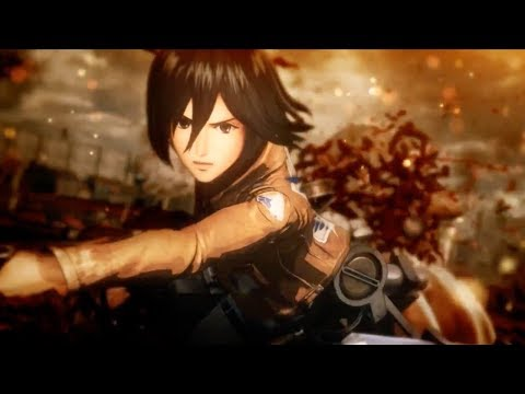 Attack on Titan 2 - Opening Cinematic - UCKy1dAqELo0zrOtPkf0eTMw
