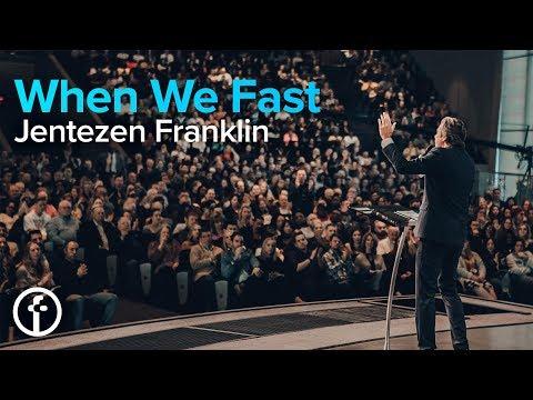God Getting More of Us  FAST 2019  Pastor Jentezen Franklin