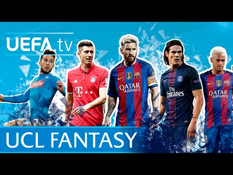 Ronaldo, Messi, Buffon? Pick your Fantasy Football team for the knockouts now! Win prizes!