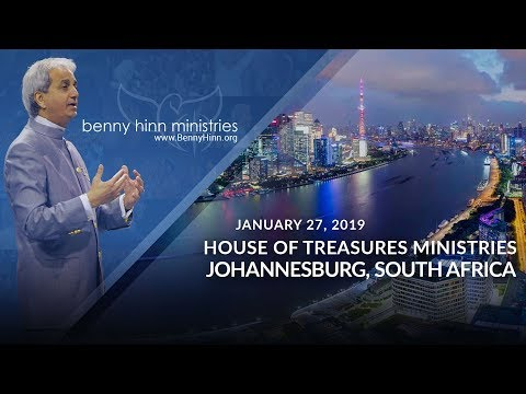 Benny Hinn LIVE from House of Treasures Ministries