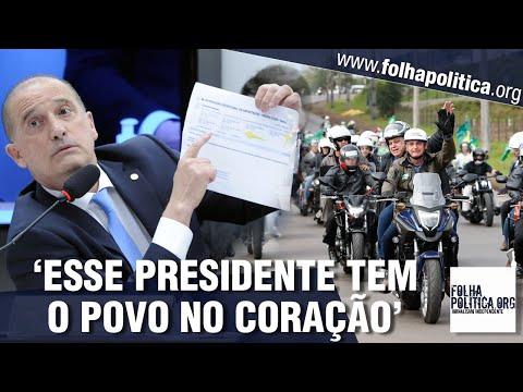 Onyx rebate CPI e explica popularidade de Bolsonaro: 'não tem sindicato, não tem ONG. É  família!'