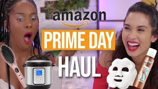 Our Amazon Prime Day Haul - Shopping & Unboxing! (Beauty Break)