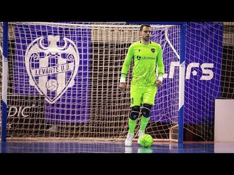 Las Mejores Paradas de Levante UD FS en la Temporada 20/21