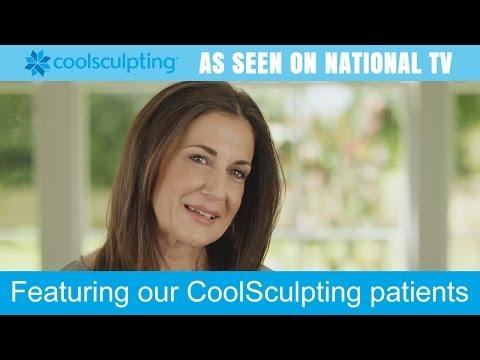 CoolSculpting TV Advert