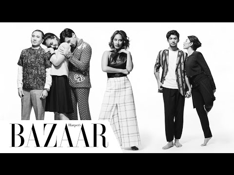 Harper's Bazaar Indonesia Mei 2016 Cover Shoot