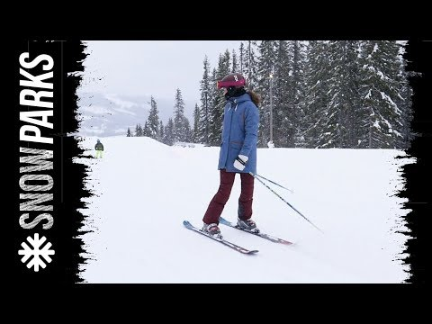 SkiStar Snow Parks - How to l Åka switch