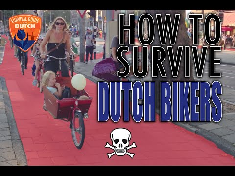 #6 - How to survive Dutch people on bikes photo