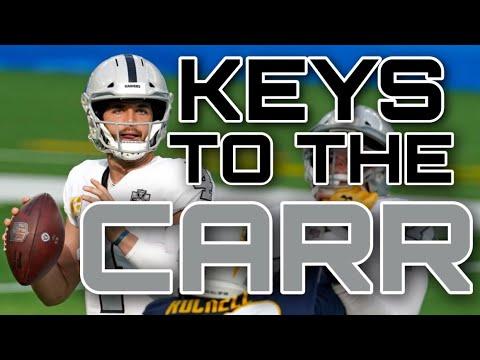 Derek Carr Has Taken MASSIVE steps in this Raiders Offense