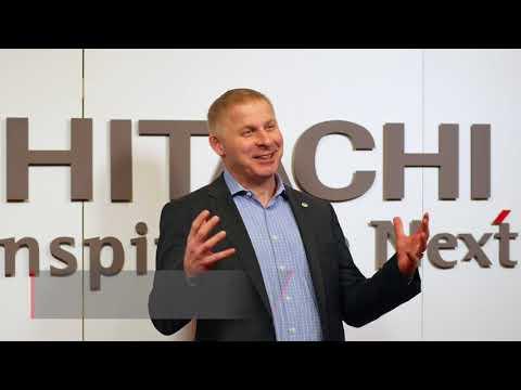 Team Canada on the Birth of Hitachi Vantara