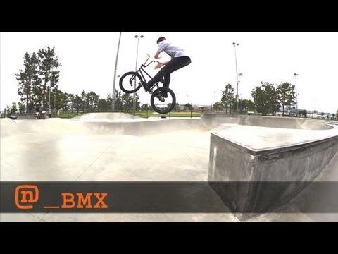 BMX Pro Andrew Lazaruk & The MacNeil Team Take Over Long Beach - default