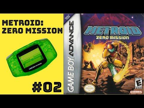 BITeLog 00F9.2: Metroid: Zero Mission (GAMEBOY ADVANCE)