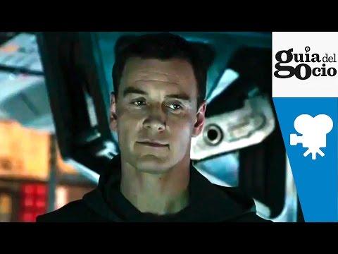 Alien: Covenant - Prólogo: La última cena - Trailer VOSE