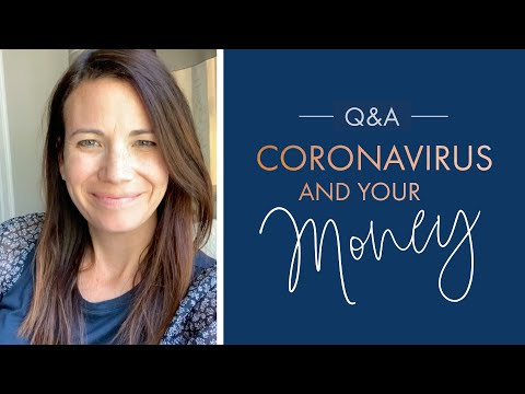 Coronavirus and Your Money - April 21 Q&A