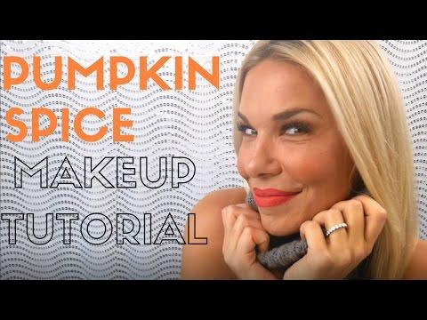 Emily Loftiss X Planet Beauty | Pumpkin Spice Tutorial
