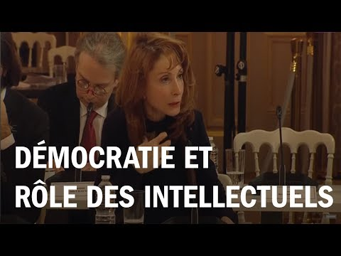 Vidéo de Michel Wieviorka