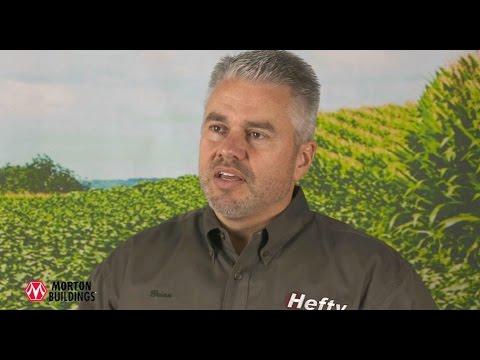Brian Hefty Talks Morton Buildings