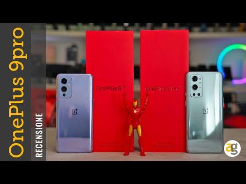 RECENSIONE OnePlus 9pro e 9 anteprima sp …