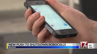 NC lawmakers take steps to curb robocall prevalence