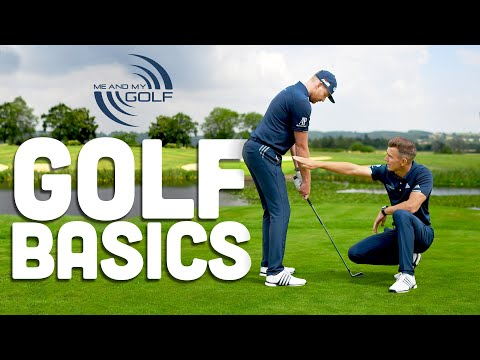 How To PLAY GOLF - The BASICS | Me and My Golf