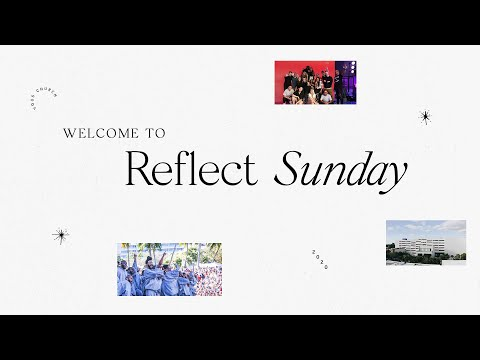 Join us LIVE at VOUS Church  Reflect Sunday - December 27th, 2020 at 7PM