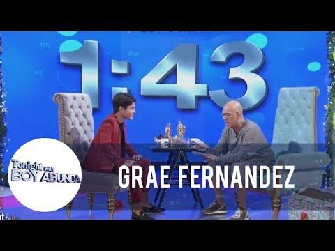 TWBA: Fast Talk with Grae Fernandez