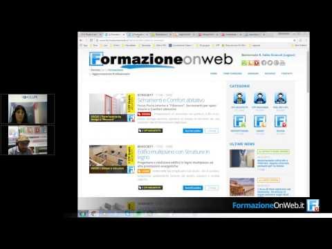 FormazioneOnWEB.it - (Short Vers.) Serramenti e Comfort Abitativo. Porte filomuro - 07.03.17