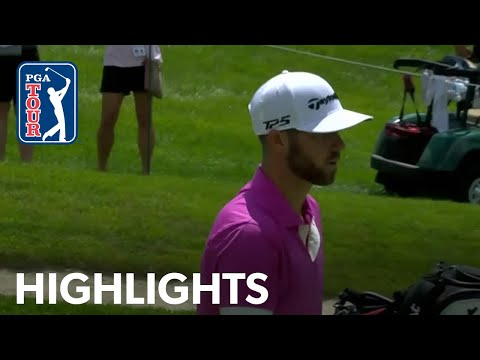 Matthew Wolff's highlights | Round 1 | John Deere 2019