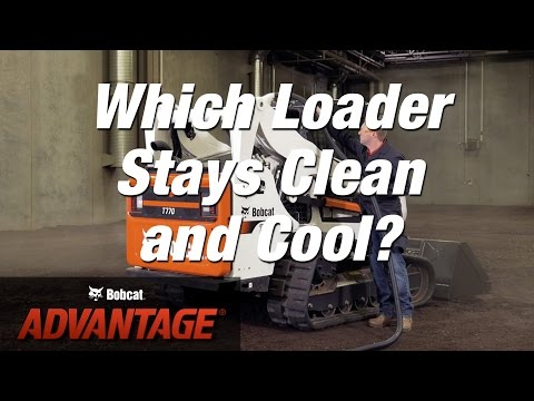 Efficient Cooling: Bobcat vs. Other Loader Brands