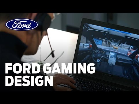 Gaming is Changing the Way Ford Designs and Tests Cars